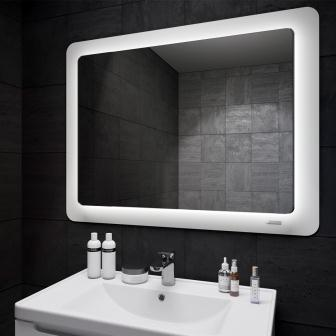 Зеркало Sanwerk ULTRA «Cosmo White» 88×83 LED 2835IR, W ZU0000140