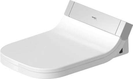 Сидіння для унітазу Duravit з душем SensoWash Starck C для Happy D.2 610300002000300
