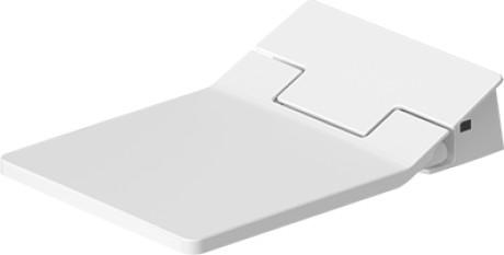 Сидіння для унітазу Duravit SensoWash Slim з душем SensoWash Slim для Vero Air 611500002000300