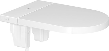 Сидіння для унітазу-біде Duravit SensoWash Starck f Lite 612001012000310