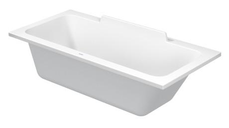 Ванна прямокутний варіант Duravit DuraStyle 700297000000000