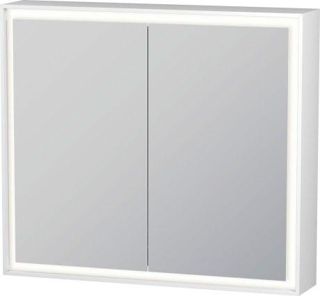 Зеркальный шкафчик Duravit L-Cube LC755200000