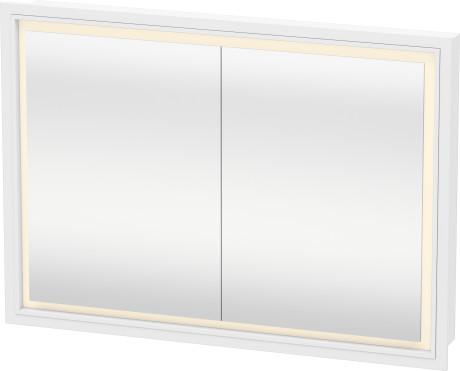 Дзеркальний шафка Duravit L-Cube вбудовується LC765200000