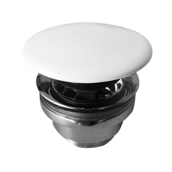 Донний клапан стоку Flaminia Stop & Go з керамічної накладкою PLCE