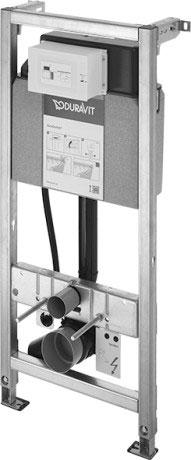 Елемент для унітазу Duravit WD1001000000