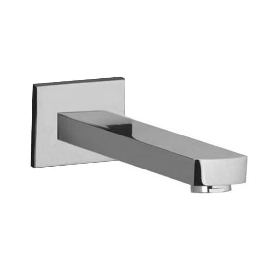 Излив Paffoni Elys квадратный для ванны со стены 1/2, L 245 мм ZBOC095CR