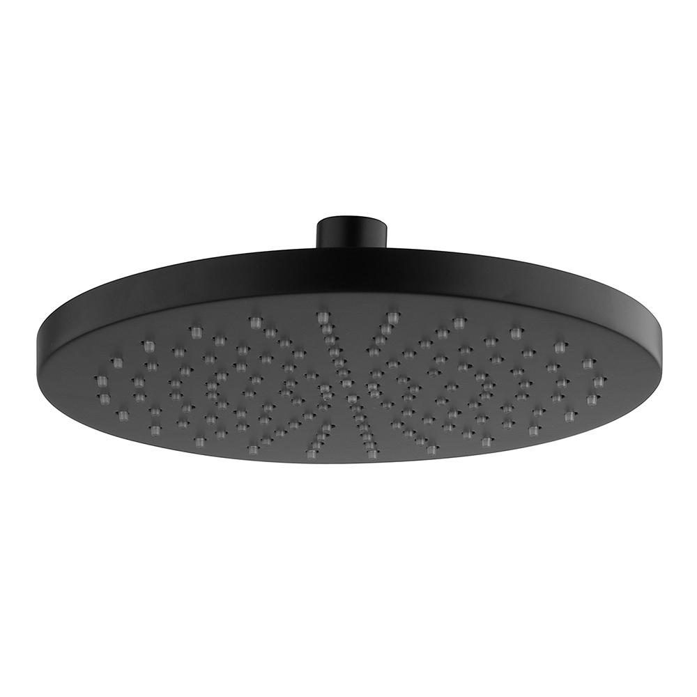 Верхній душ Paffoni круглий, 225 мм ZSOF074NO