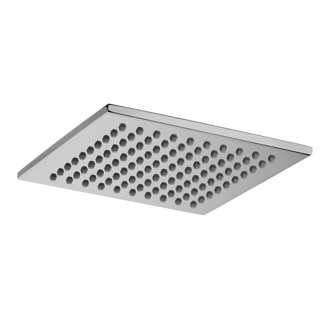 Верхній душ Paffoni квадратний 200х200 мм ZSOF075CR