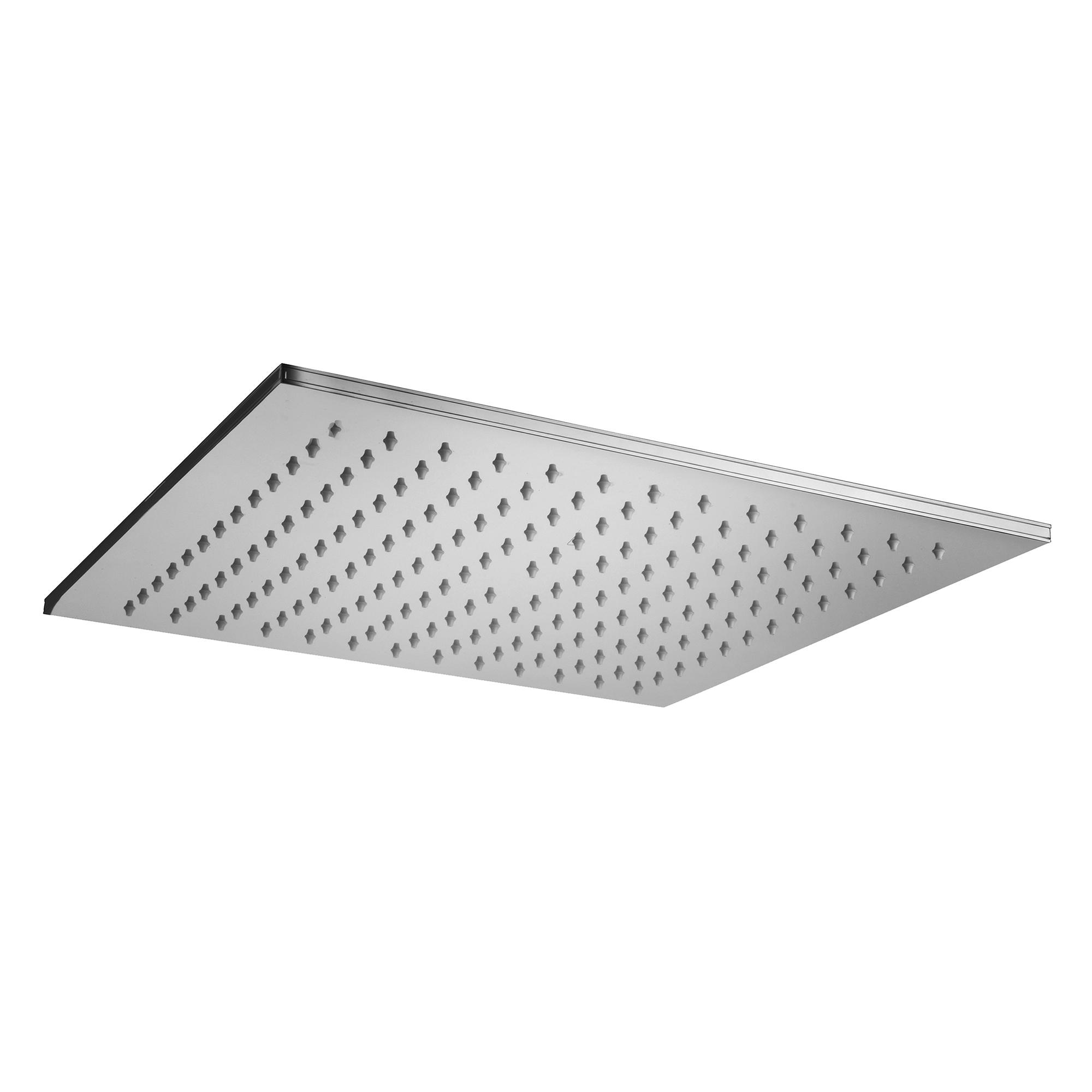 Верхній душ Paffoni квадратний 300х300 мм ZSOF078CR