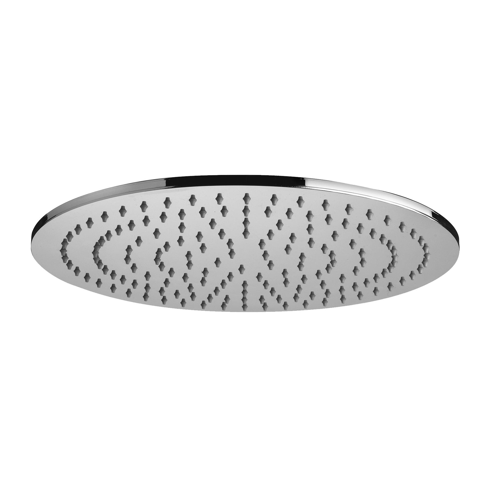 Верхній душ Paffoni круглий 300 мм ZSOF079CR