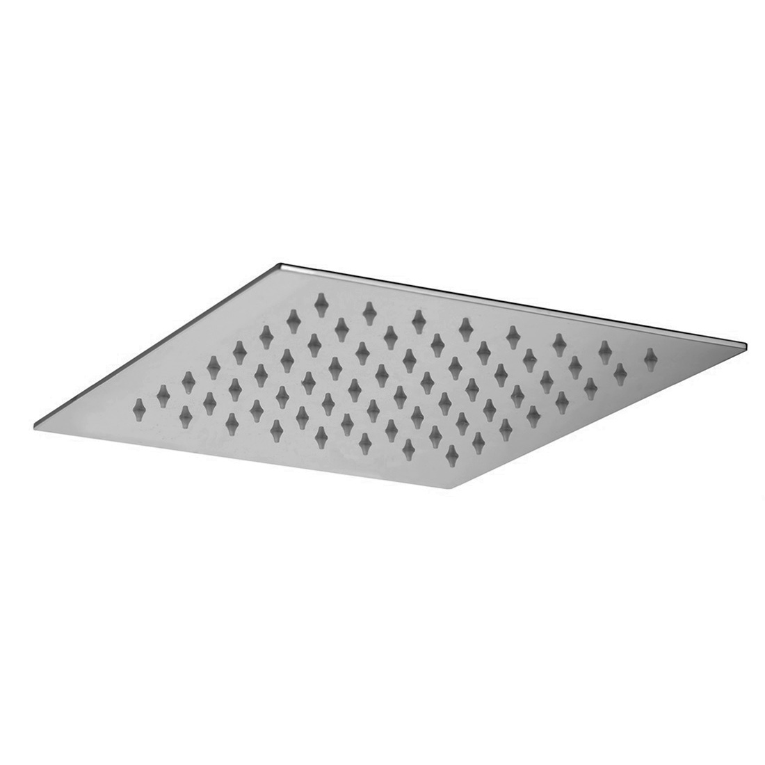 Верхній душ Paffoni квадратний 200х200 мм ZSOF095CR
