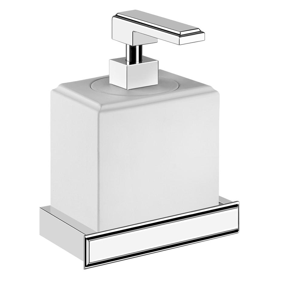 Дозатор для жидкого мыла настенный GESSI ELEGANZA (46413-031)