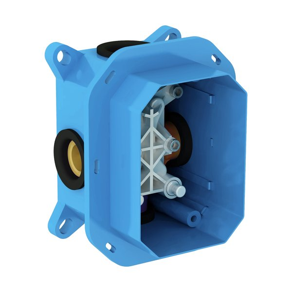 Встраиваемый механизм Ravak R-box для смесителя скрытого монтажа (RB 070.50)