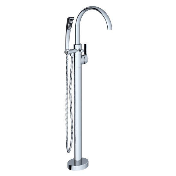Смеситель Ravak для ванны, напольный, X070059