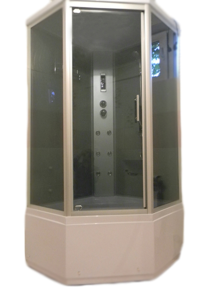 Душевой бокс Atlantis AKL-004-A 100х100х215