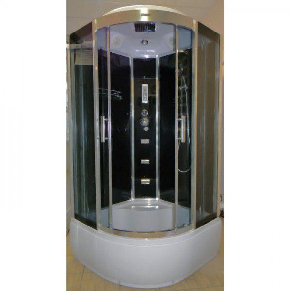 Гидромассажный бокс Atlantis AKL 1325P (GR) 80x80x215
