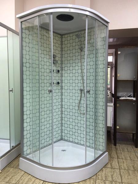 Гідромасажний душовий бокс Ocean Pearl ZP 90х90х215