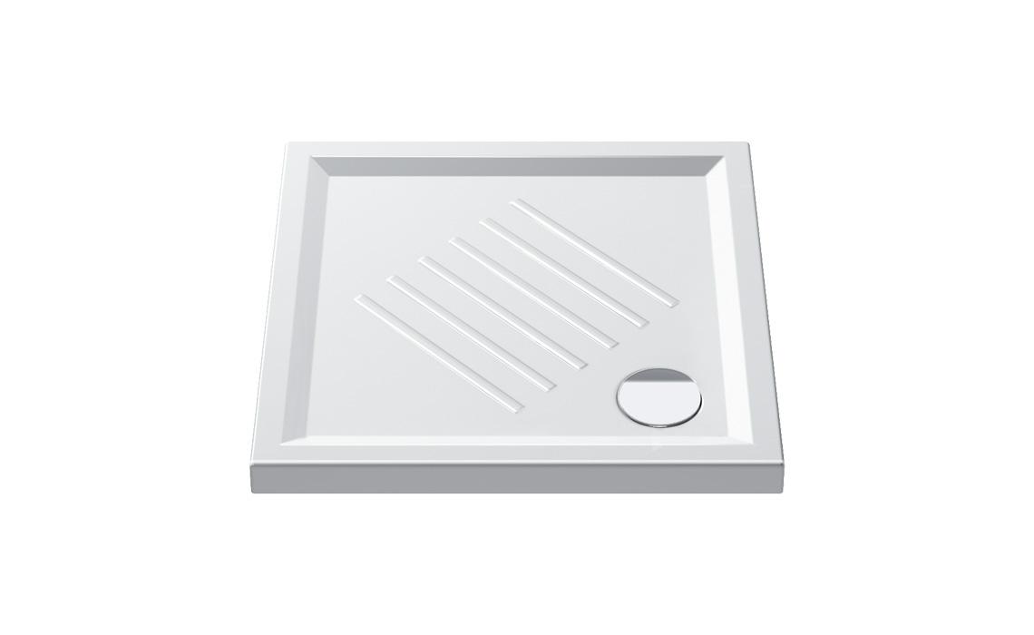 Поддон Catalano VERSO 80х80 квадратный белый 18080H600