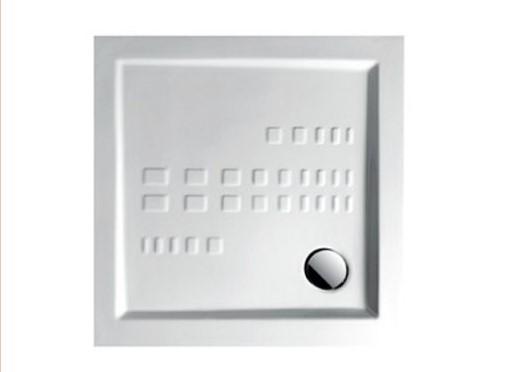 Поддон керамический 90×90 Artceram (квадрат)