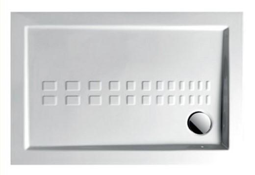 Поддон керамический 120×80 Artceram