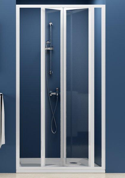 Двері для душової кабіни Ravak SDZ 3-80 grape, скло