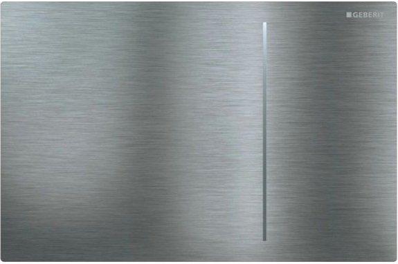 Клавиша для двойного смыва GEBERIT Sigma 70 нержавеющая сталь (115.620.FW.1)