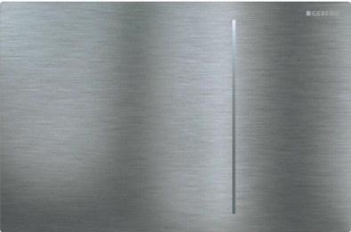 Клавиша для двойного смыва GEBERIT Sigma 70 нержавеющая сталь (115.630.FW.1)