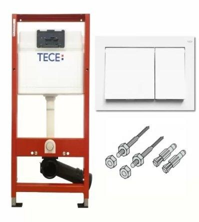 Инсталляция TECE base с панелью смыва TECEbase белая (9400000)