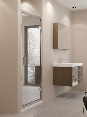Душевая дверь New Trendy Lumina 90х195 EXK-1116