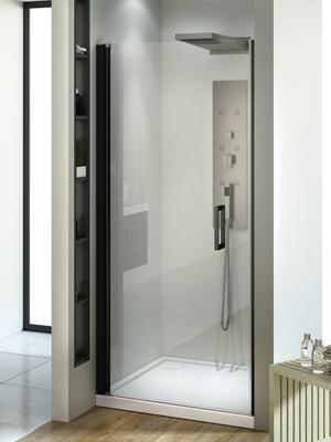 Душевая дверь New Trendy Negra 90х195 EXK-1128