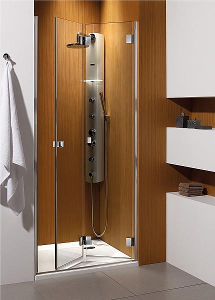 Душевые двери Radaway Carena DWB типа Bi-fold 893×905 правые (34502-01-01NR)