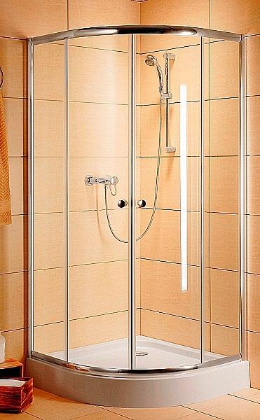 Душова кабіна Radaway Classic A 1850 800 x 800 профіль хром (30010-01-01)