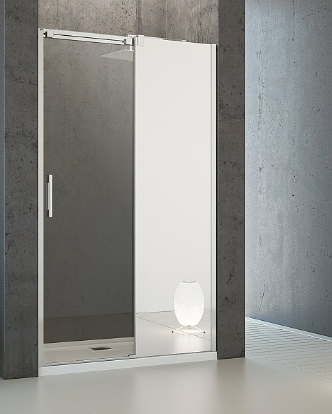 Душевые двери Radaway Espera Mirror DWJ 100 правые (380495-01R/380210-71R)