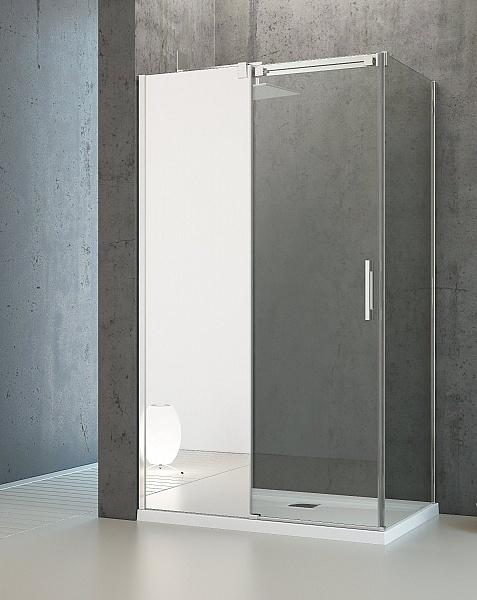 Душова кабіна Radaway Espera Mirror KDJ 1000×900 ліва (380230-71L / 380149-01L)