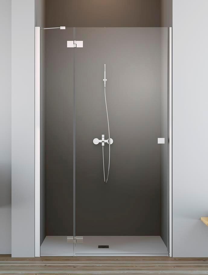 Душевые двери Radaway Essenza NEW DWJ 80 левые (385012-01-01L)