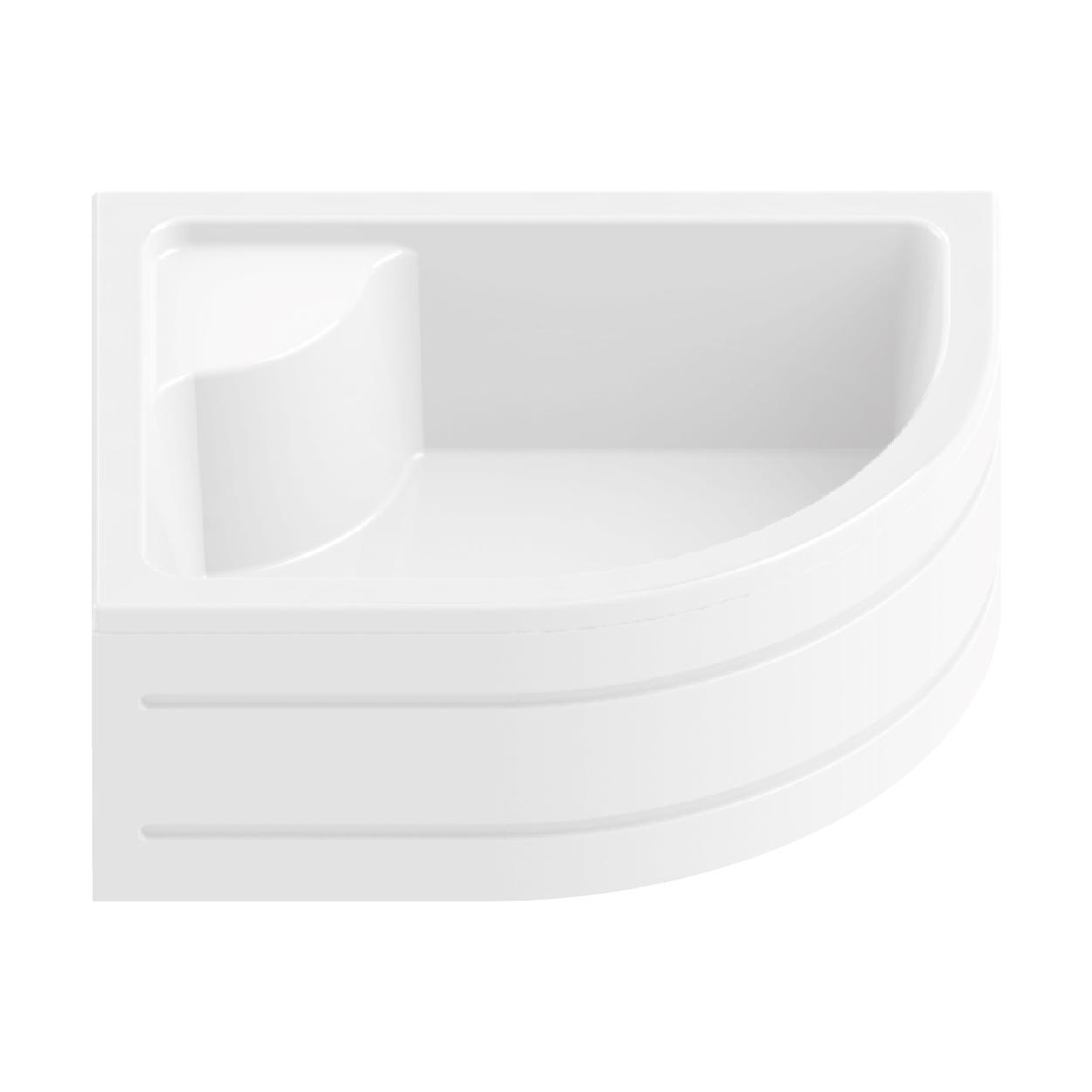 Панель для душевого поддона New Trendy Maxima 100х80×37 0-0091