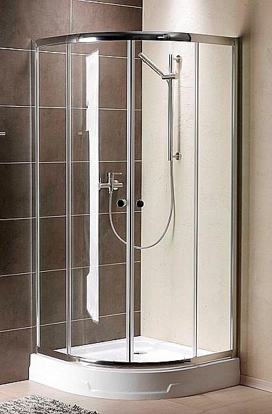 Душова кабіна Radaway Dolphi Premium 1900 900×900 (30403-01-01)
