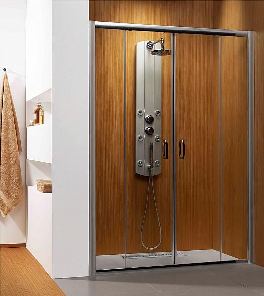 Душевые двери Radaway Premium Plus DWD 1900 1372 x 1415 (33353-01-01N)