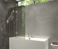 Штора для ванны Liberta SPARTA