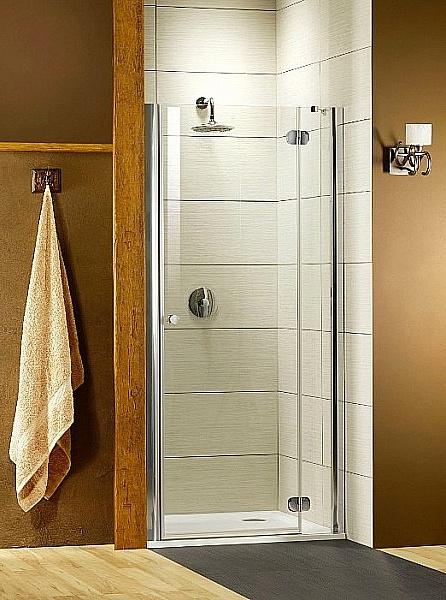 Душевые двери Radaway Torrenta DWJ правые 110 (32040-01-01)