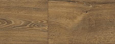 Виниловый пол Egger PRO Design+ Large UF дуб гериард темный 33/50 мм