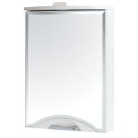 Галерея зеркальная Аква Родос Глория 55 см правая с подсветкой