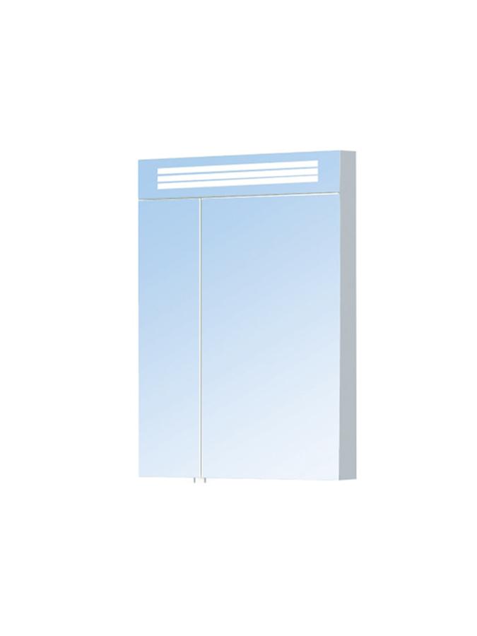 Зеркальный шкаф Мойдодыр ЛАГУНА ЗШ-60х80