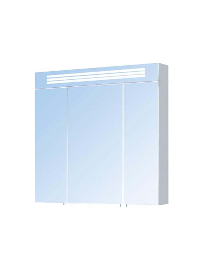 Зеркальный шкаф Мойдодыр ЛАГУНА ЗШ-100х80