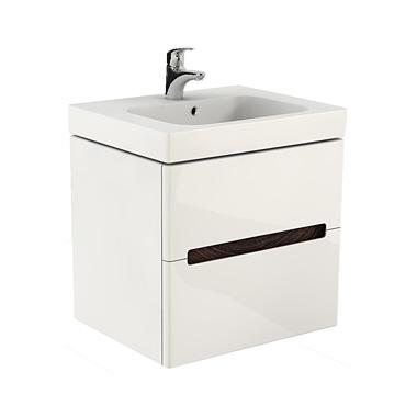 Шкафчик под умывальник Kolo Modo 60 см, белый (89425)