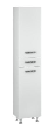 Пенал Sanwerk «SIERRA» 40 цв. белый R, 3F MV0000453