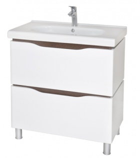 Мебель Аква Родос Венеция с умывальником Cити 80 см