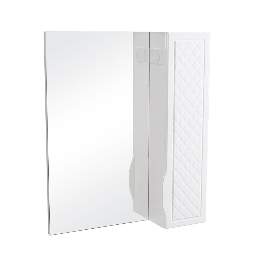 Зеркало Аква Родос Родорс 65 (R) без подсветки