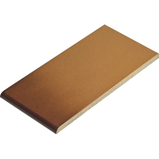 Подоконная плитка Cerrad Szkliwiony miodowy 200×100