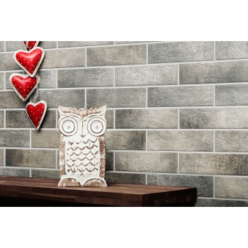 Фасадная плитка Cerrad Loft brick PEPPER 245×65